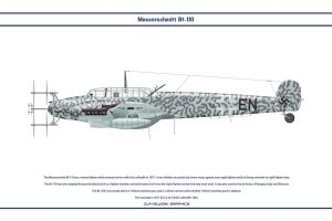 Bf 110 G-4 NJG5 1 by WS-Clave