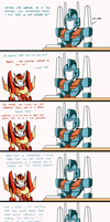 Roddy's First Mission by PurrV