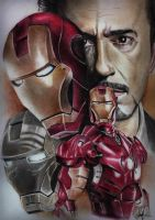 Iron-Man by MuhammedFeyyaz