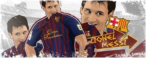 Messi by IGOORMAXIMO
