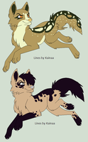 ADOPTABLES-OPEN-POINTS ONLY by TeamAquaArchie
