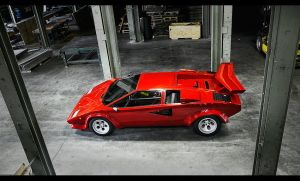 Lamborghini Countach by blackeagleonline