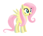 Happy Fluttershy by tgolyi