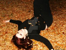 April Autumn by DecemberMarie