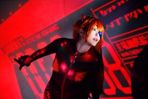Asuka Langley Shikinami by 0kasane0