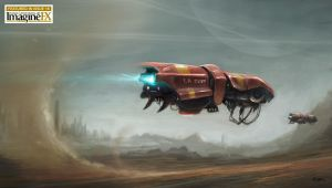 Parcel carriers by Lars-Rasmussen
