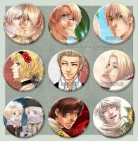 APH - Buttons - Art APH Set by alatherna