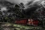 Sign of Coming Storm by Stone100