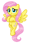 Fluttershy 3.0 by AleximusPrime