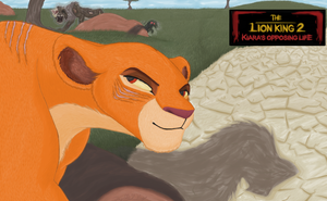 The Lion King 2 .Kiara's Opposing Life. by TLK-Peachii