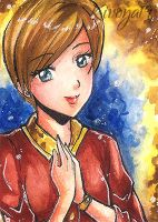 #144 - Victoria Chase by Kiroya19
