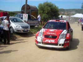 Citroen C2 - Rally Sardinia by ShinjiRHCP