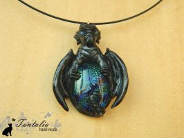 Pendant Creator of the Universe by Tantalia