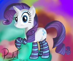 rarity doest get socks 2 by paulyt7