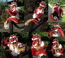 Chinese dragon partial by Crystumes