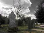 Old Cemetery, Barton by liverecs