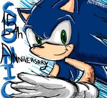 15th SONIC by chobitsG