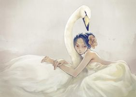 swan by pigwing
