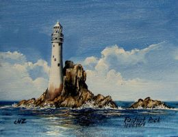 Fastnet Rock Lighthouse by worldIsee