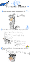 fursona meme by Colliequest