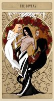 The Lovers by Diablera