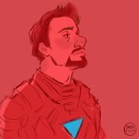 Mr. Anthony Edward Stark by IncenteFalconer