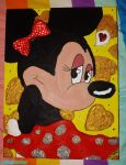 Minni mouse by IamNasher