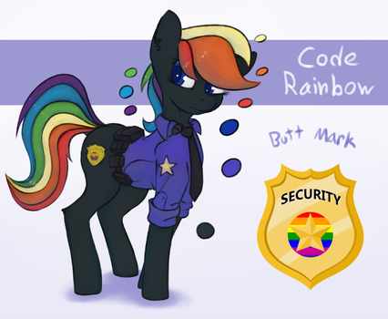 Code Rainbow Reference by MarsMiner