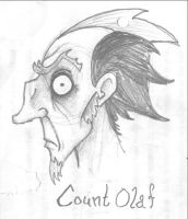 Count Olaf by Masquito