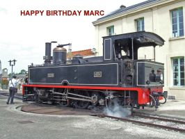 Happy Birthday Marc (Markotxe) for March 2, 2017 by Brit31