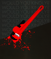 Bioshock - Would You Kindly? - Minimalistic Poster by bionicman31