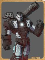 war machine... by m7781