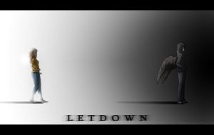.:LET.DOWN:. by liliacee