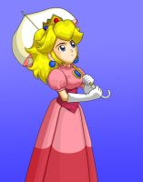 Princess Peach by darklink570