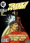 Thunder Woman No. 121 Mock Cover by BSDigitalQ