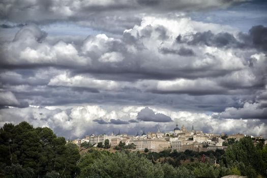 Toledo by rhipster