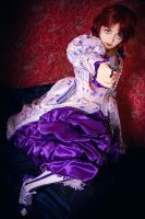 Trinity Blood: Determination by auntLilith