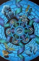 FlutterClock by redeye-art