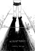 Nightmare cover by OrangePopFox