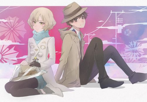 Occultic nine by AnALIBI
