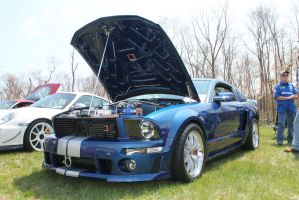 Roush Racing by swiftysgarage