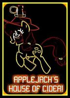 Applejack's House of Cider by snakeman1992