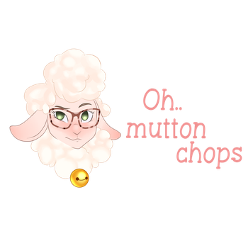 Oh, Mutton Chops by Siraphine