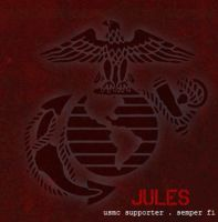 ID: USMC Supporter by jlel