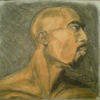 2pac by phareck