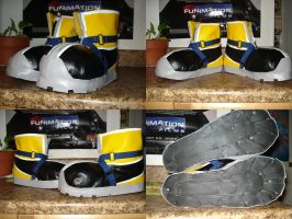 Sora Shoes COMPLETE - 1 by digital-strike