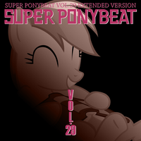 Super Ponybeat Vol. 029 Mock Cover by TheAuthorGl1m0