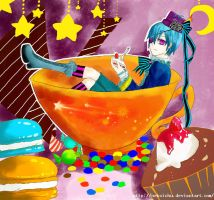 Ciel x Sweets by Nekoichu
