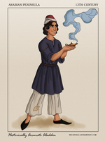Historically Accurate Aladdin by Wickfield