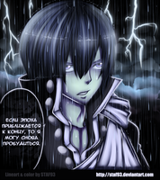 Fairy Tail - Zeref by staf93